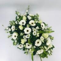 thumb-Bloemen voor uitvaart wit-5