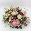 Abelia Meesterbinders Poedertinten afscheid met bloemen