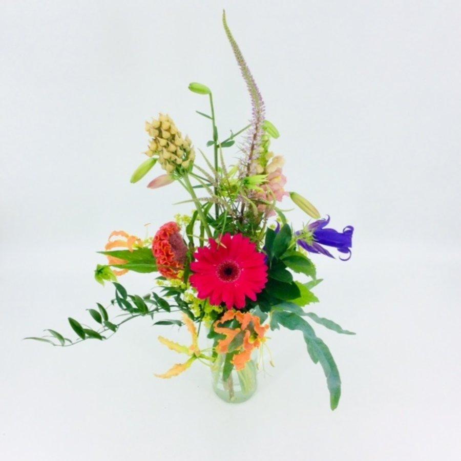 Zomerse seizoensbloemen-1