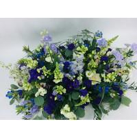 thumb-Kistbedekking in blauw paars-1