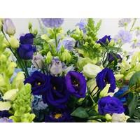 thumb-Kistbedekking in blauw paars-2