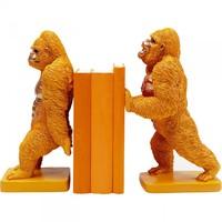 thumb-Boekensteun Gorilla Orange (2 / set)-1