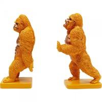 thumb-Boekensteun Gorilla Orange (2 / set)-3