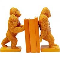 thumb-Boekensteun Gorilla Orange (2 / set)-4