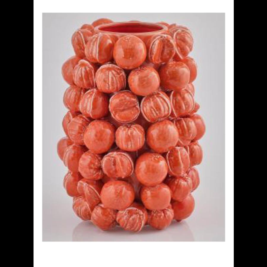 Mandarijnen vaas-1