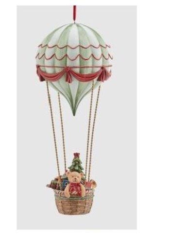 Abelia Meesterbinders Luchtballon met Poly Kersthanger
