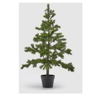 Kerstboom 100cm pine 50%