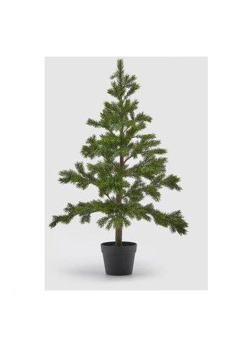 Abelia.nl Kerst Kerstboom 100cm pine