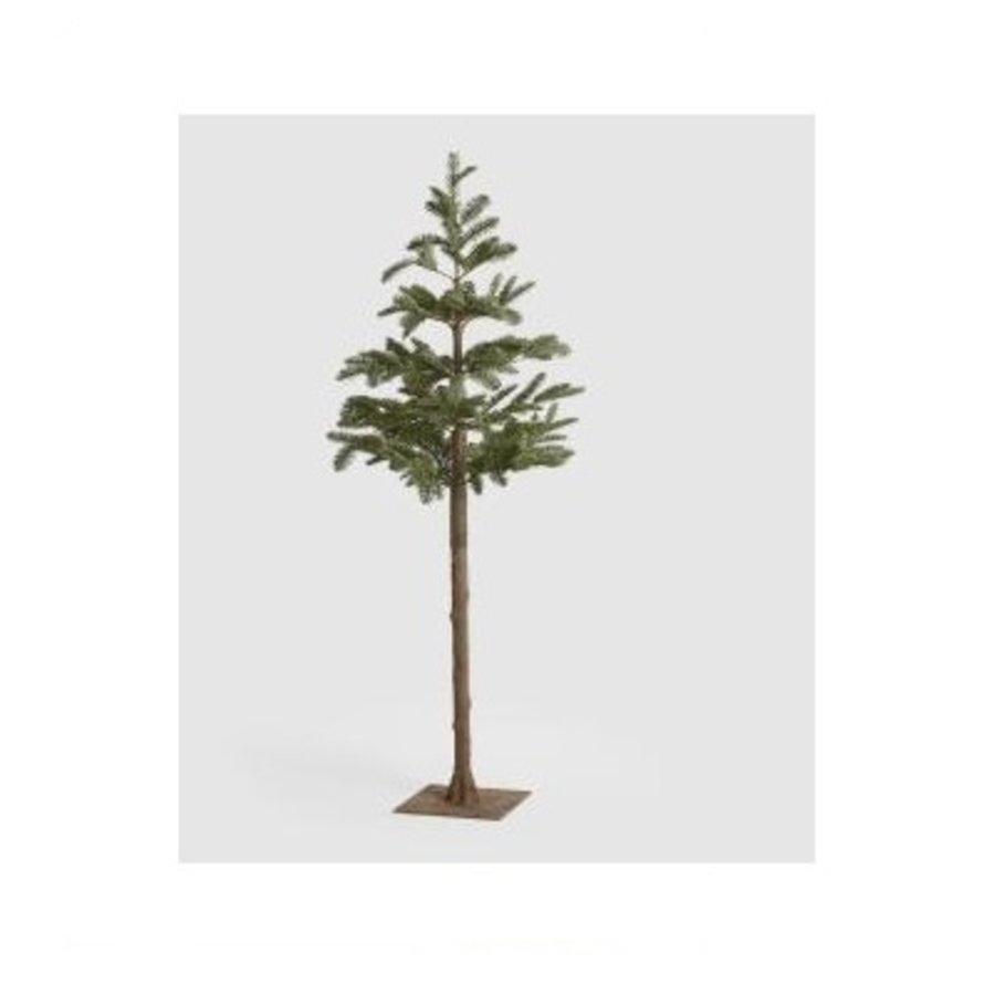 Kerstboom op stam Tronco Pino H162-1