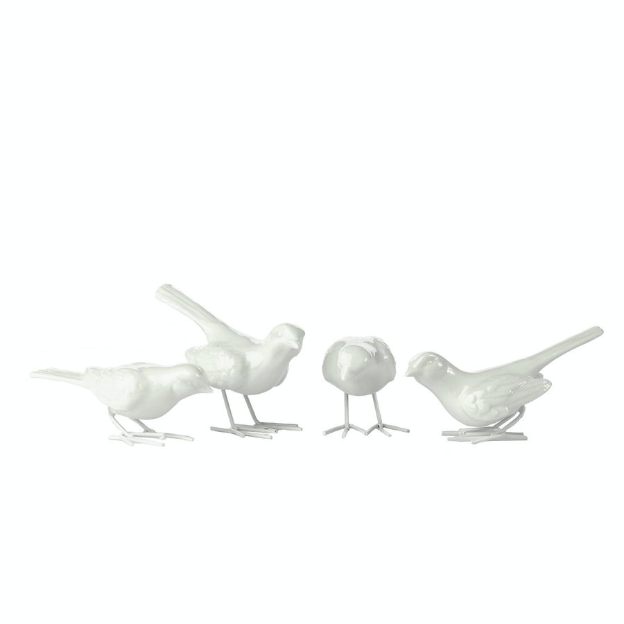 Starling ironlegs white set 4-1