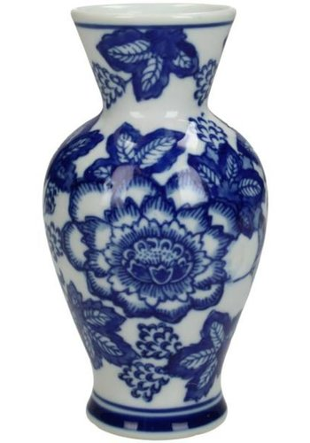 Vase Blue | Delftsblauw vaasjes