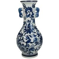 thumb-Vase Blue | Delftsblauw vaasjes-1