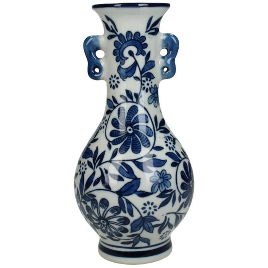 Vase Blue | Delftsblauw vaasjes-1