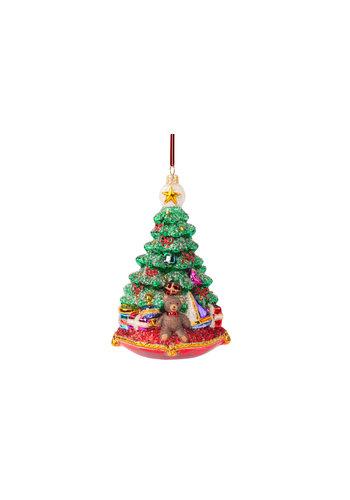 Abelia.nl Kerst Kerstboom op kussen