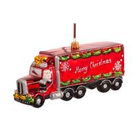 Kerstmis Truck