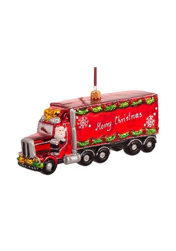 Abelia.nl Kerst Kerstmis Truck