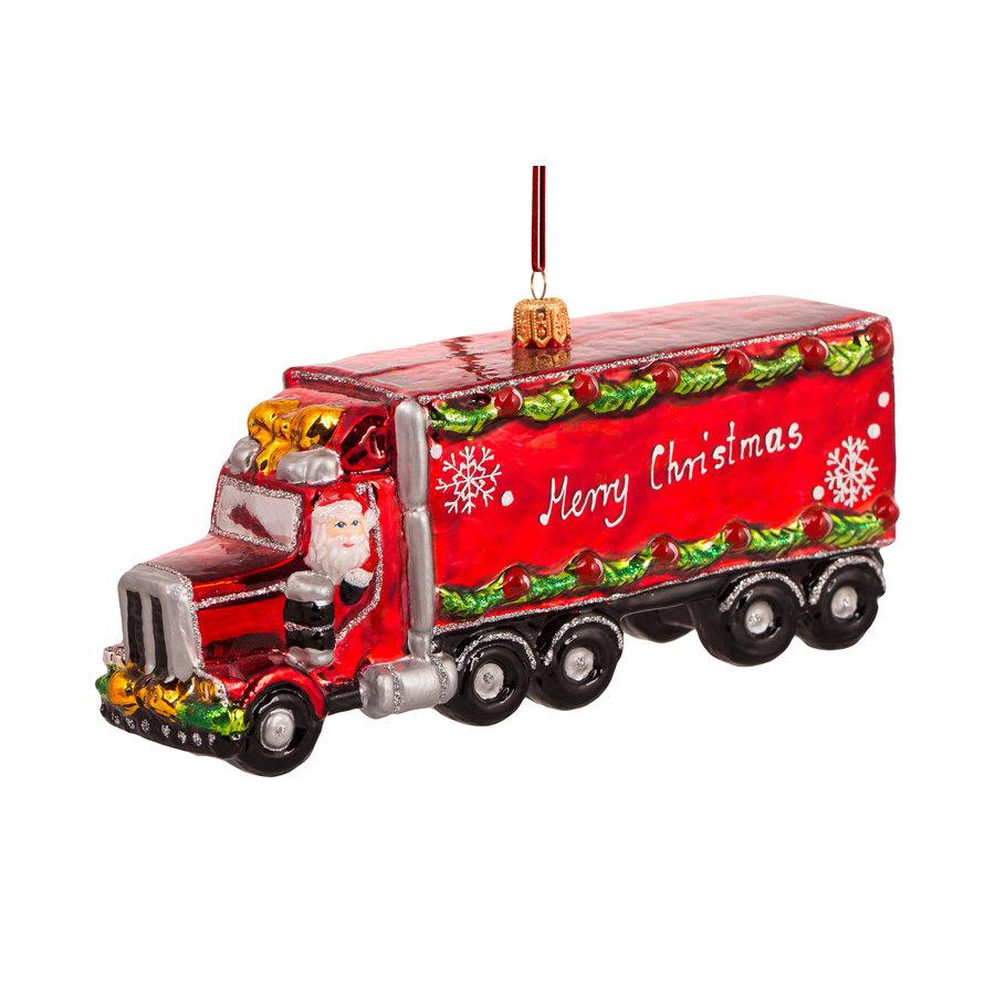 Kerstmis Truck-1