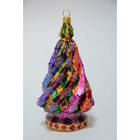 Kerstboom kleurig