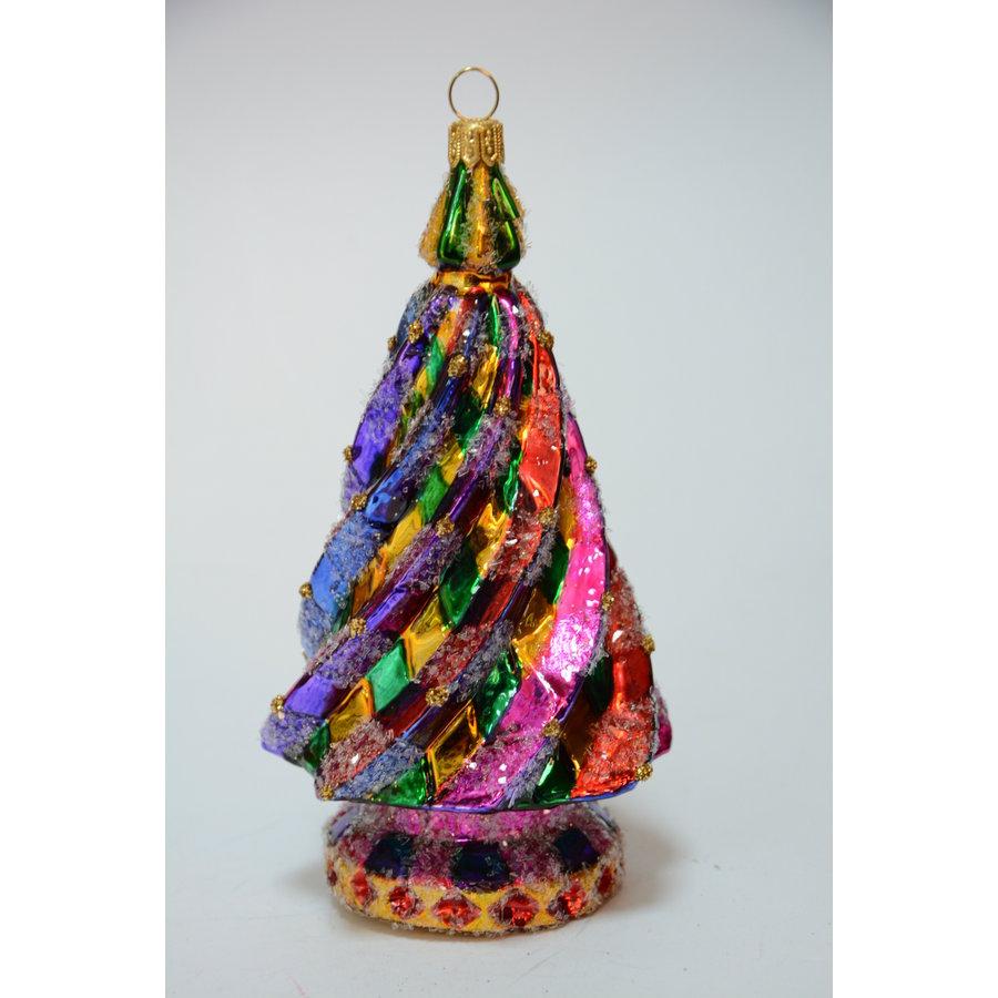Kerstboom kleurig-1