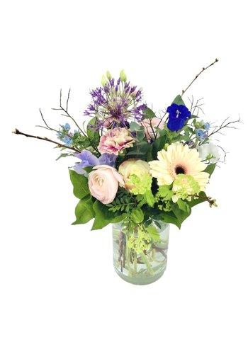 Abelia Meesterbinders Liefelijk boeket bloemen