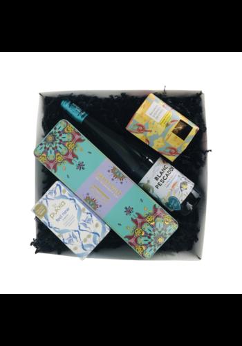 Geschenkpakket PaleTurquoise