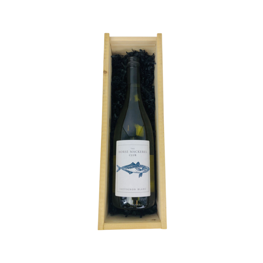 Wijngeschenk The Horse Mackerel Club Single-3