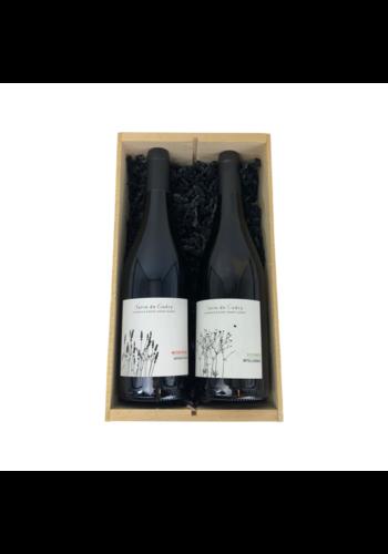 Wijngeschenk Serre de Guéry Duo