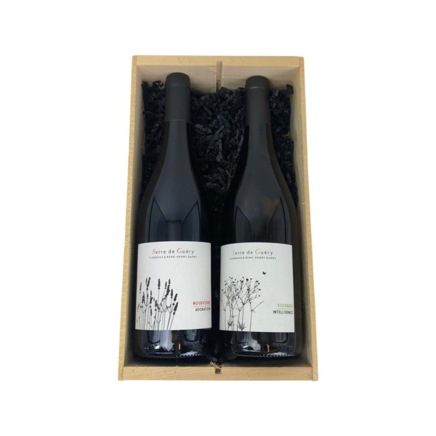 Wijngeschenk Serre de Guéry Duo-1