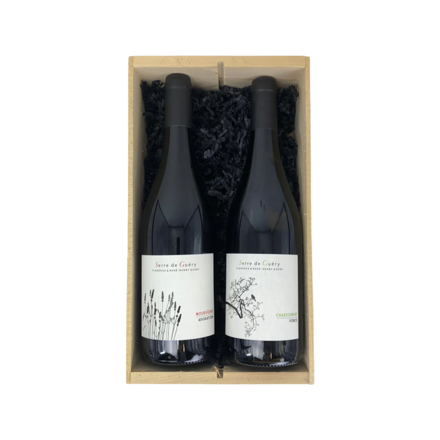 Wijngeschenk Serre de Guéry Duo-2