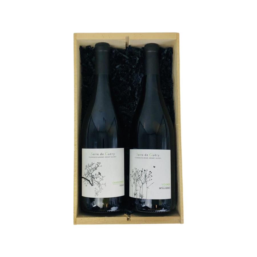 Wijngeschenk Serre de Guéry Duo-3
