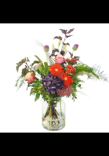 Abelia Meesterbinders Plukboeket Herfst seizoensbloemen