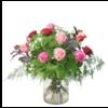 Abelia Meesterbinders Gemende rozen boeket