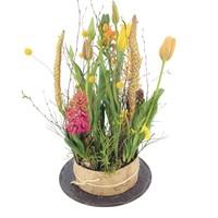 thumb-Tuintje bonte bloemen op schaal-1