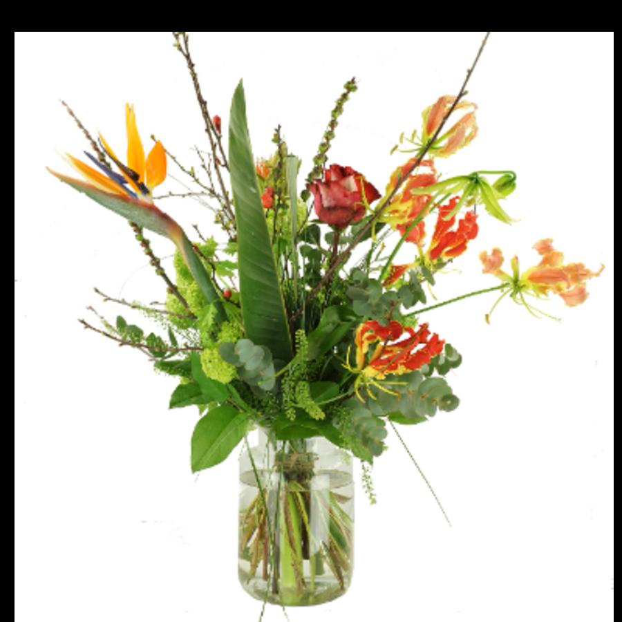 Luxe Bloemen plukboeket-1