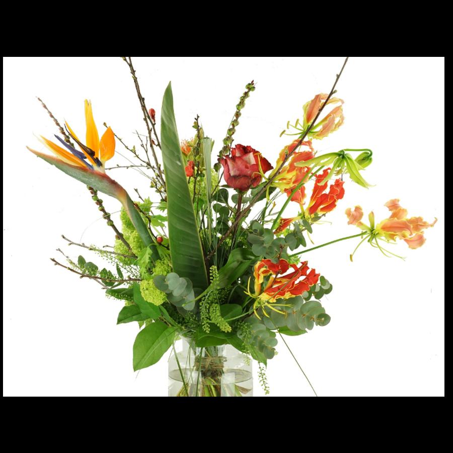 Luxe Bloemen plukboeket-2