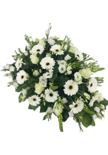 Abelia Meesterbinders Bloemen voor uitvaart wit