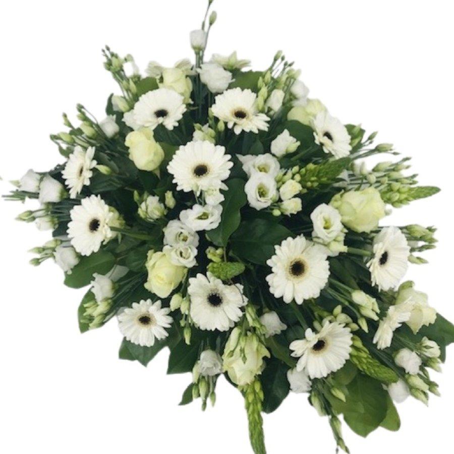 Bloemen voor uitvaart wit-1