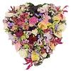 Abelia Meesterbinders Kleurrijk hart vorm