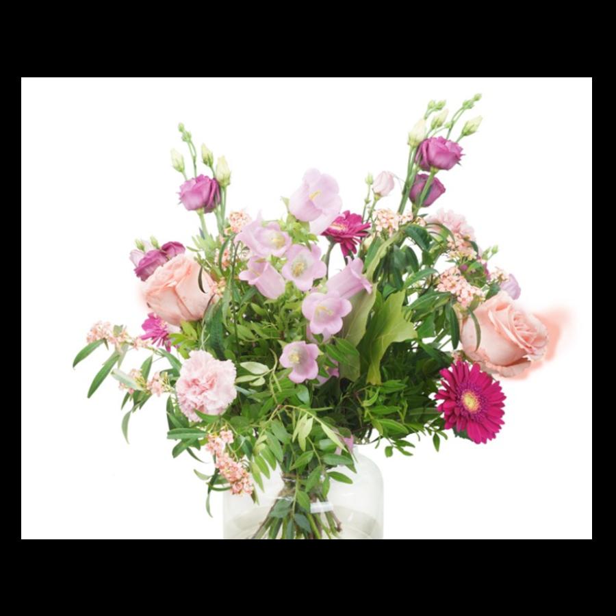 Pastelkleurig bloemen boeket | Bestel je bij Abelia.nl IJmuiden-2