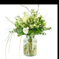 thumb-Wit bloemen boeket-1