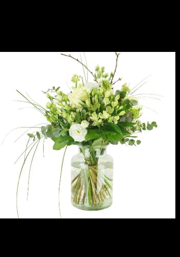 Abelia Meesterbinders Wit bloemen boeket