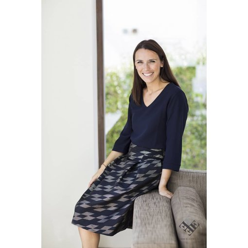 Four Roses Party skirt