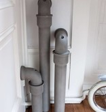 Lyon Béton Pipeline vase Medium