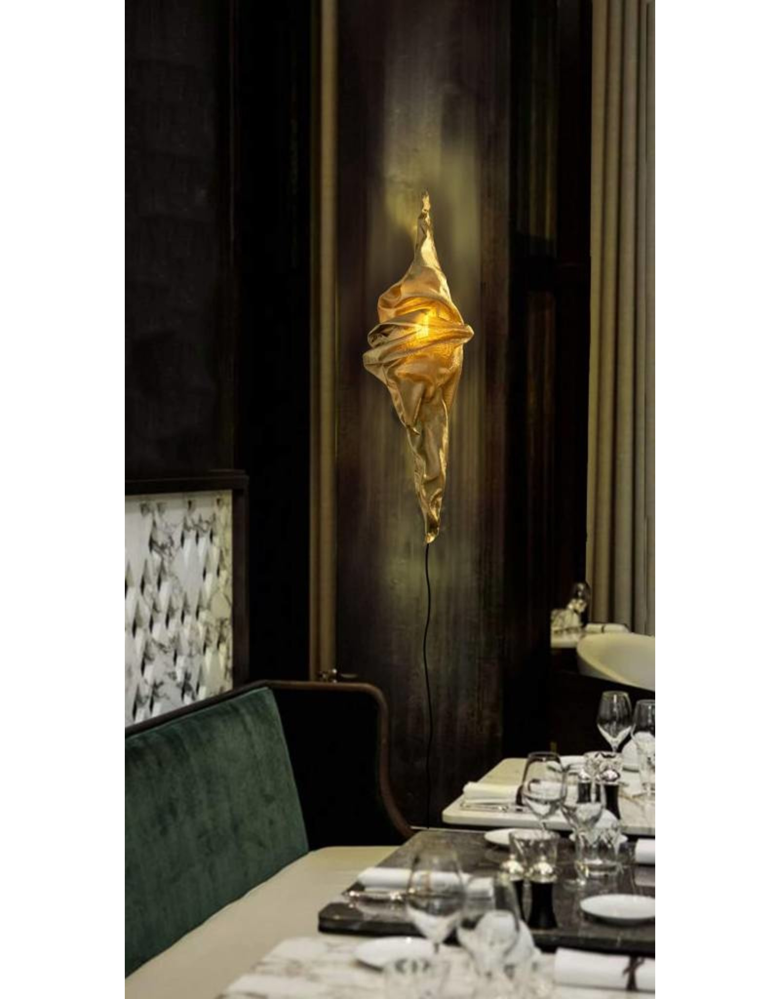 Vicky Weiler Paris Hanglamp Gold Ghost