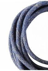 Un Esprit en Plus Snoerlamp denim blue met schakelaar