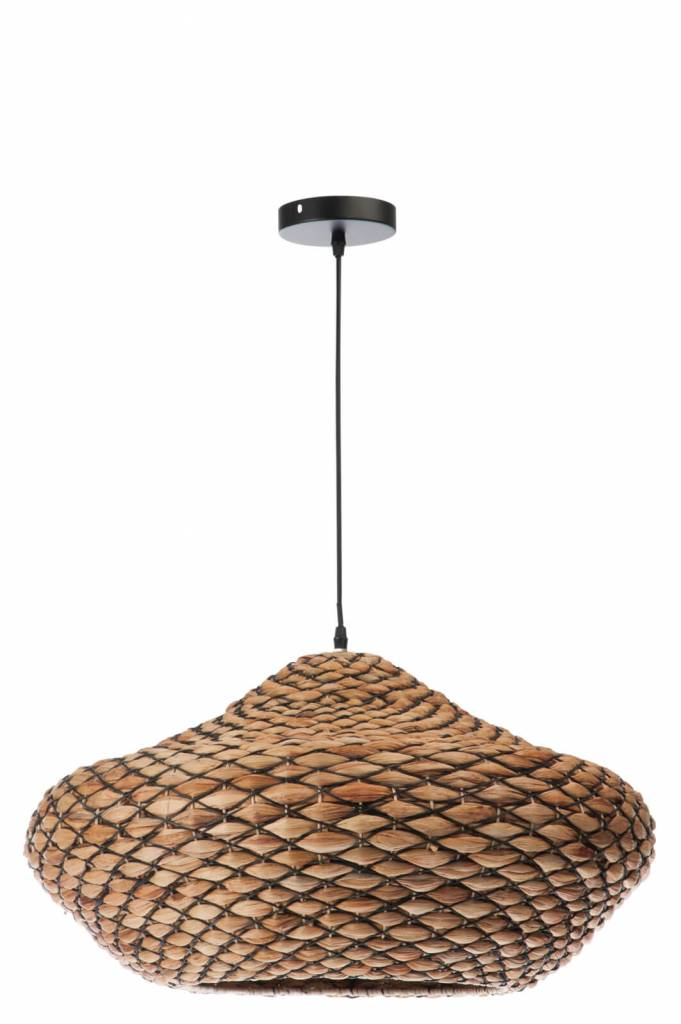 J-Line Hanglamp Korf Naturel groot