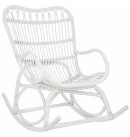 J-Line Rocking chair Rotan