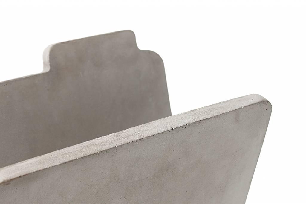 Lyon Béton Doc - Tijdschriftenhouder beton