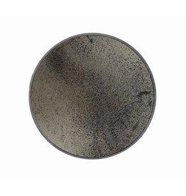 Notre monde Ronde spiegel 61 cm - Verouderd brons