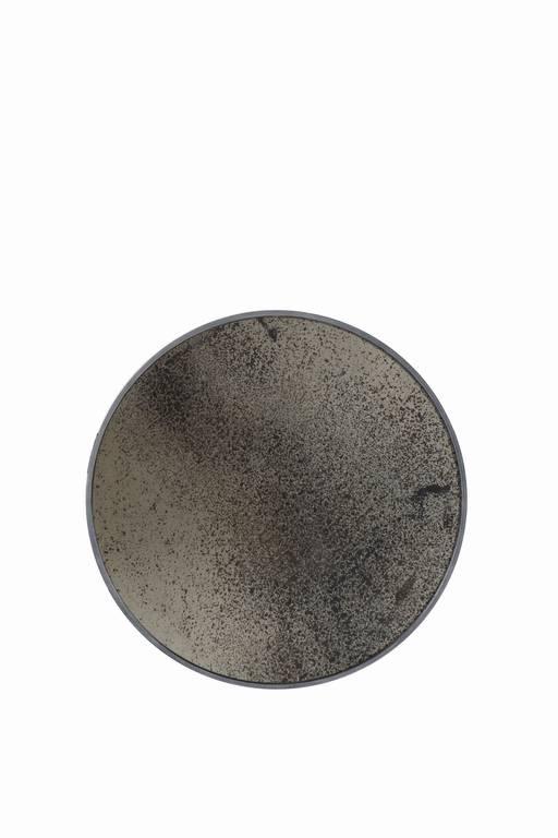 Notre monde Round aged mirror 48cm - Bronze
